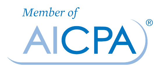 Member of AICPA - American Institute of CPAs