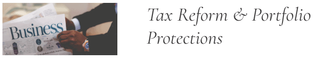 Financial Design Studio TAX REFORM