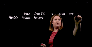 [Video] Maximize Annual Retirement Contributions