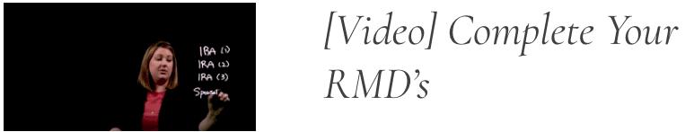 Financial Design Studio Complete RMDs