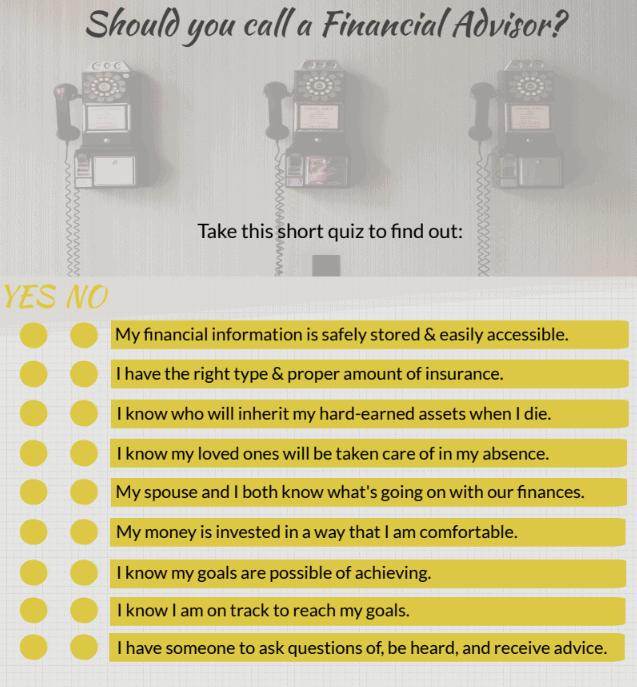 FDS Health Checklist