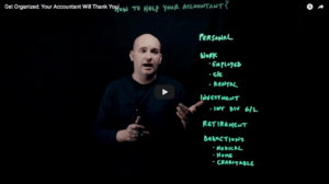 [Video] Get Organized: Your Accountant Will Thank You!