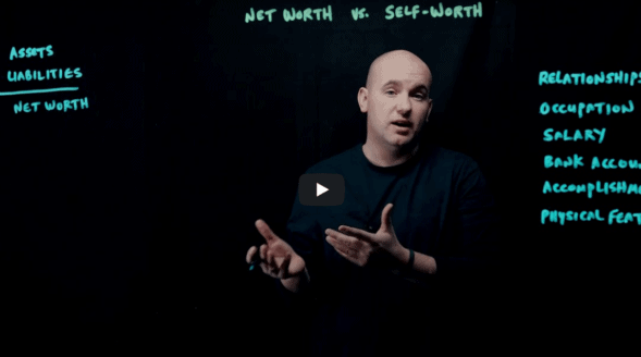 Financial Design Studio net worth vs self worth