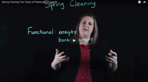 [Video] Spring Cleaning – How do you get and stay organized?