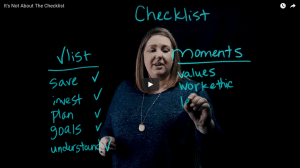 [Video] It's Not About The Checklist