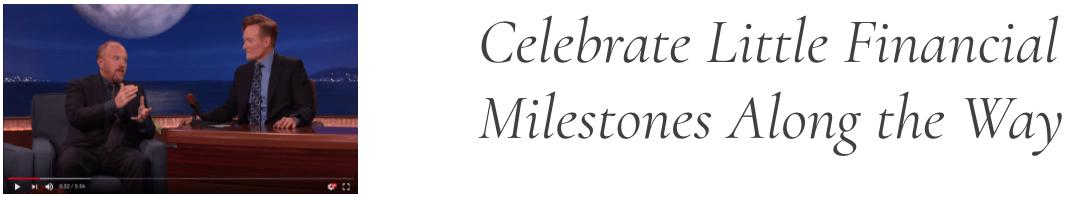 Financial Design Studio Financial Milestones
