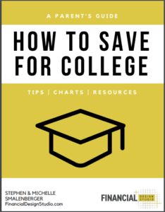 Financial Design Studio How To Save For College