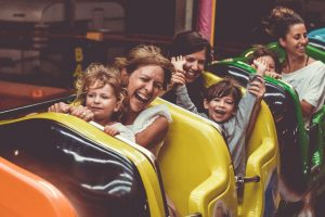 Do You Have The Stomach [For The Stock Market Roller Coaster]?