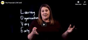 [Video] Financial Love Skill
