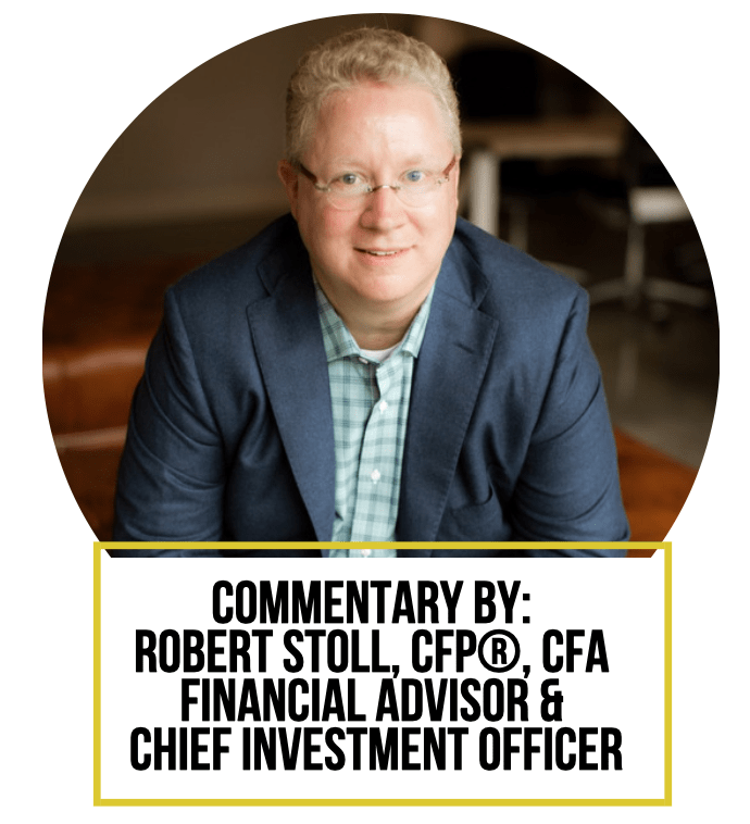 financial advisor robert stoll cfp cfa chief investment officer draft commentary Profile About