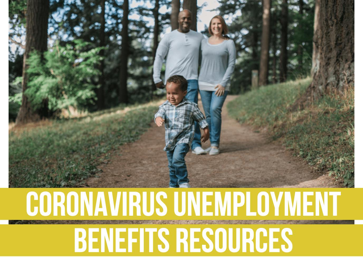 Coronavirus Unemployment Benefits Resources Fee Only Financial Advisor Deer Park Barrington Chicago