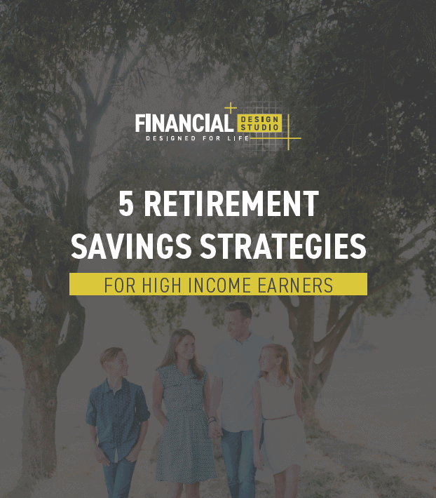 Free PDF download: Retirement Savings Strategies for High Income Earners