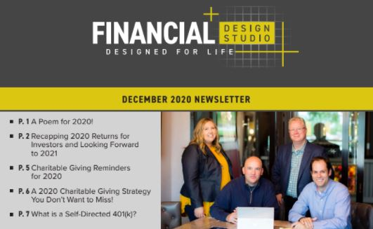 Financial Planning & Investing December 2020