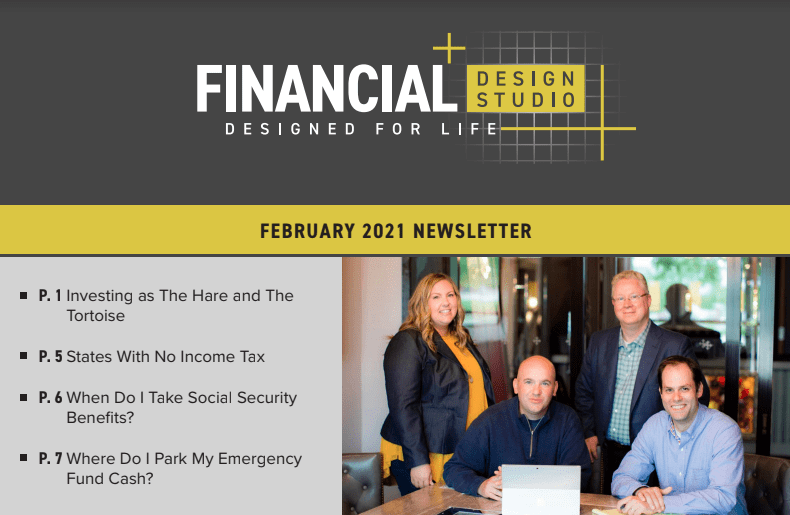 February Investment Newsletter