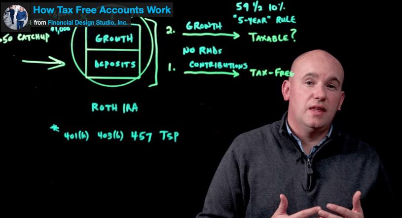 How Tax Free Accounts Work