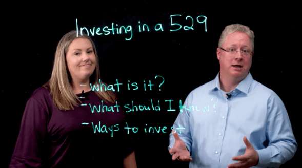 Investing in a 529