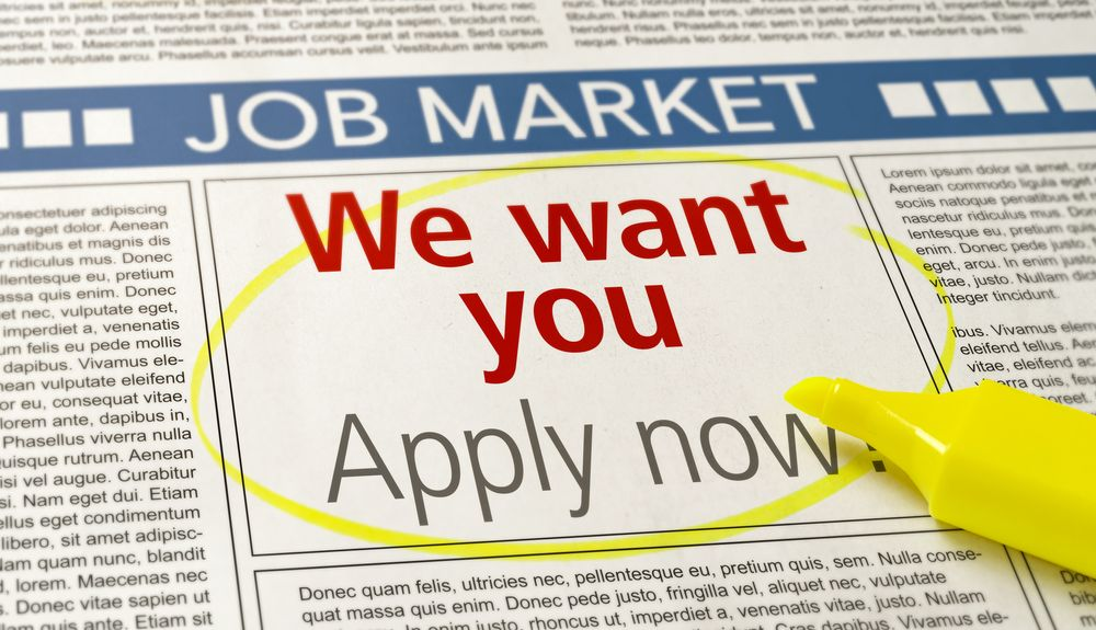 Now is the time to be looking for a new job