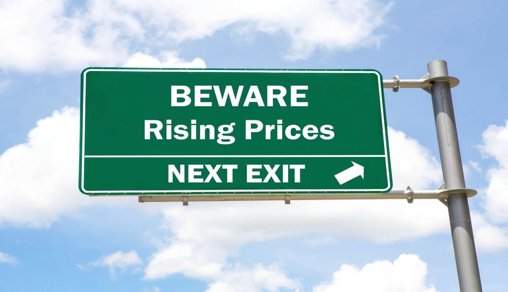 Surging Home Prices a Warning to Consumers